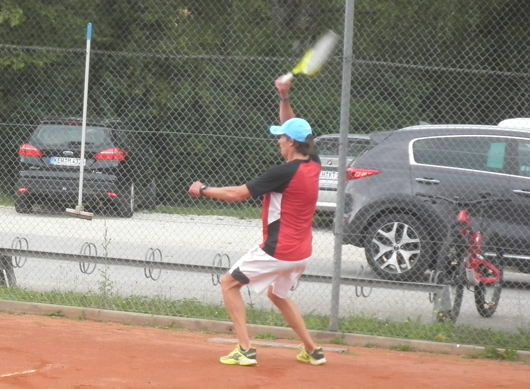 Tennis Spielbericht Herren