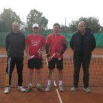 Korbinian Bimmerle / Manuel Lugauer sind die neuen Doppel-Meister